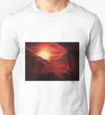 Rotes Meer T-Shirt
