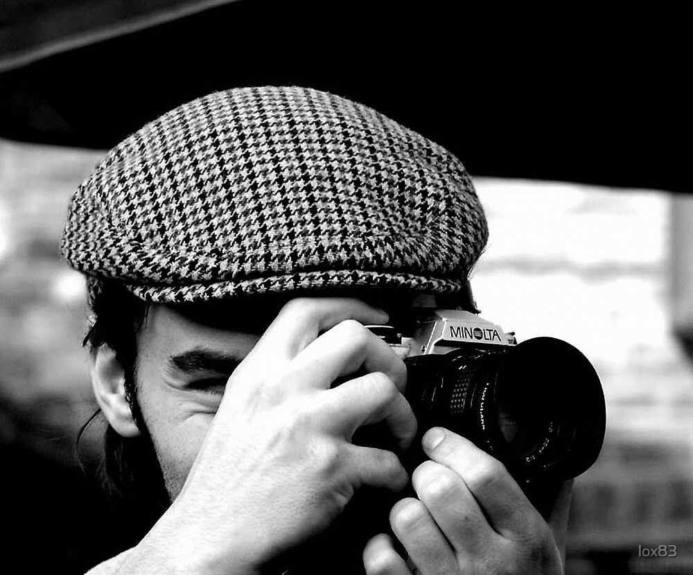 the photographer by lox83
