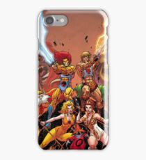 Thundercats vs HiMan iPhone Case/Skin