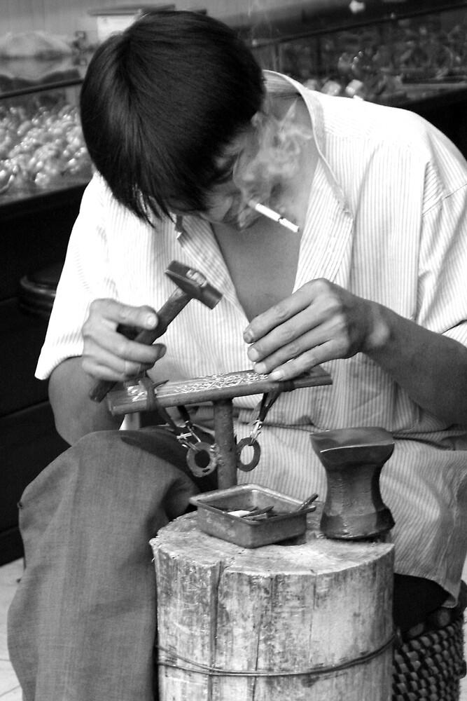 Craftsman by LaurieT