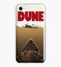 Dune Jaws iPhone Case/Skin