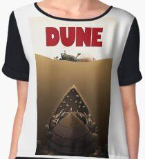 Dune Jaws Chiffon Top