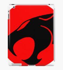 Logo Thundercats iPad Case/Skin