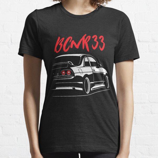 Nissan Skyline GT-R R33 Essential T-Shirt