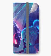 Lunala and Lillie Pokémon Moon iPhone Wallet/Case/Skin