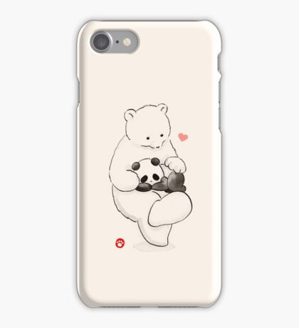Panda Therapy iPhone Case/Skin