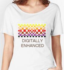 Digitally Enhanced Women's Relaxed Fit T-Shirt