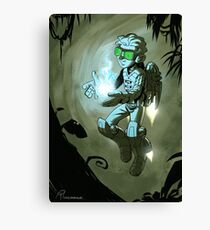 Gadget Boy Canvas Print