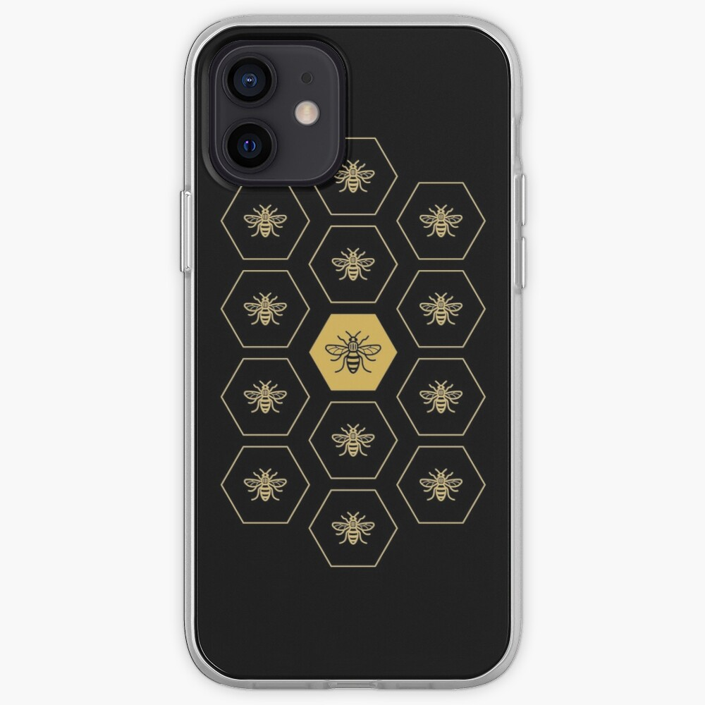 Manchester Bee iPhone Case & Cover