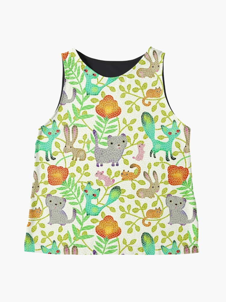 Alternate view of Mosaic spirits Sleeveless Top