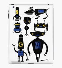Lots of Robots! iPad Case/Skin