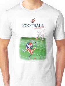 USA Football - stay focused, tony fernandes Unisex T-Shirt