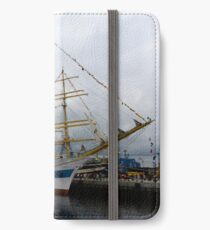 frigate iPhone Wallet/Case/Skin