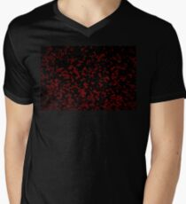 Red Granite  Men's V-Neck T-Shirt