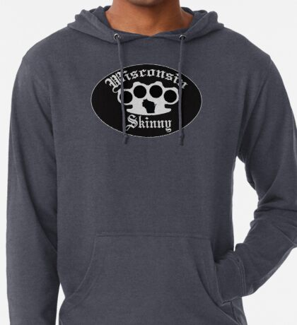 Wisconsin tough as nails Lightweight Hoodie