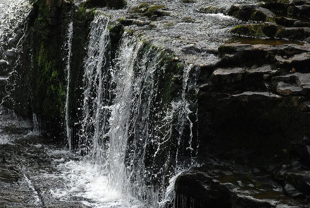 SCULPTURE IN WATER by kevman