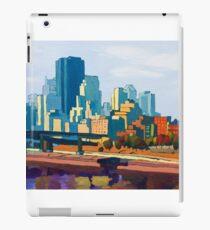 GTA IV Cityscape, Late Afternoon iPad Case/Skin