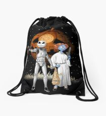 Halloween special Drawstring Bag