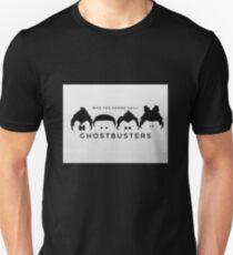 Ghostbusters W&B Unisex T-Shirt