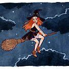 « Little Witch » par Naineuh
