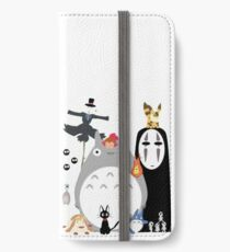 studio ghibli iPhone Wallet/Case/Skin