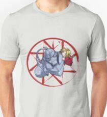 Fullmetal Alchemist Chibi T-Shirt