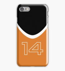 F1 2017 - McLaren Honda - Fernando Alonso #14 iPhone Case/Skin