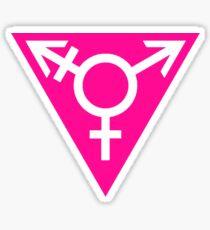 TransTriangle Sticker