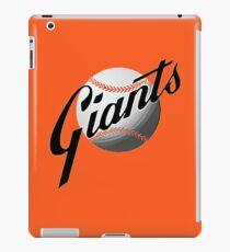 San Francisco Giants iPad Case/Skin