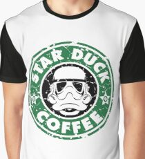 Star duck coffee Graphic T-Shirt