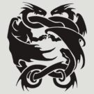 Double Dragon by quigonjim