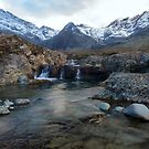 The Fairy Pools, Isle of Skye by derekbeattie
