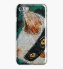 Cat Burglar iPhone Case/Skin