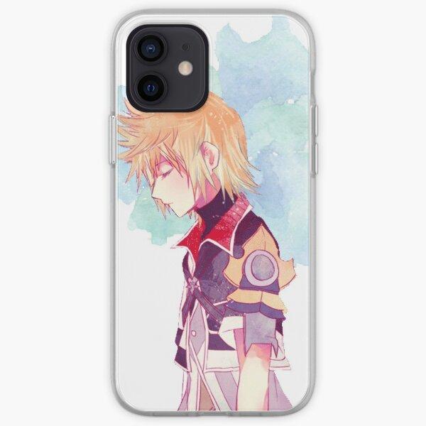 Kingdom Hearts Ventus Watercolor iPhone Soft Case