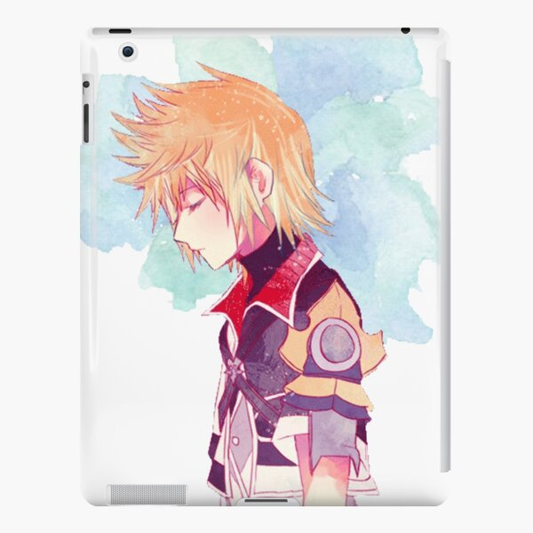 Kingdom Hearts Ventus Watercolor iPad Snap Case