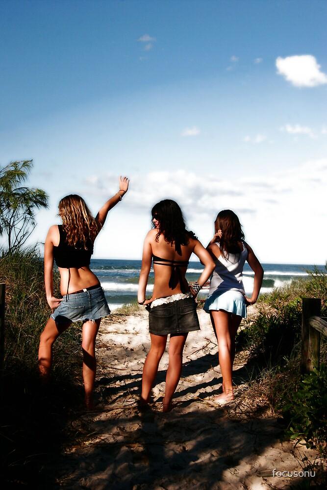 Girls Girls Girls by focusonu