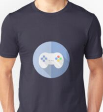 Simple Cute Video Game Controller T-Shirt