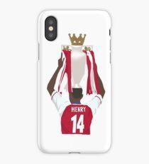 Henry celebrating Invincibles iPhone Case/Skin