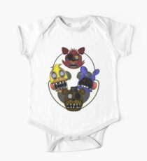 Five Nights at Freddy's 2 One Piece - Short Sleeve