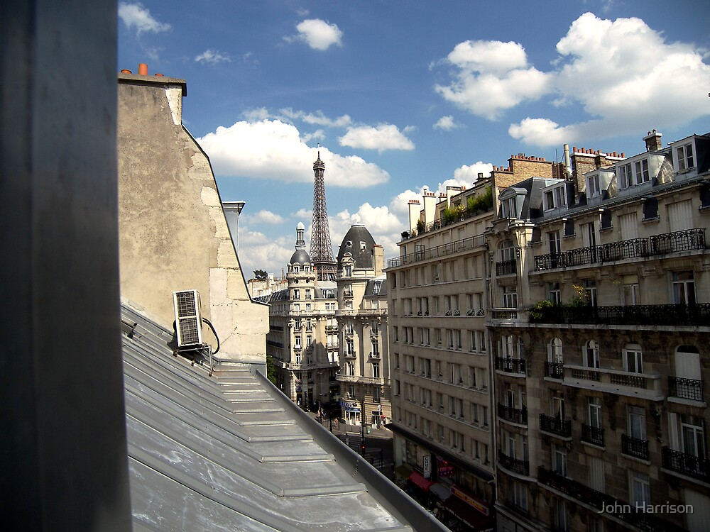 From the Roof by John Harrison