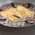 Spring rolls by Susan Littlefield