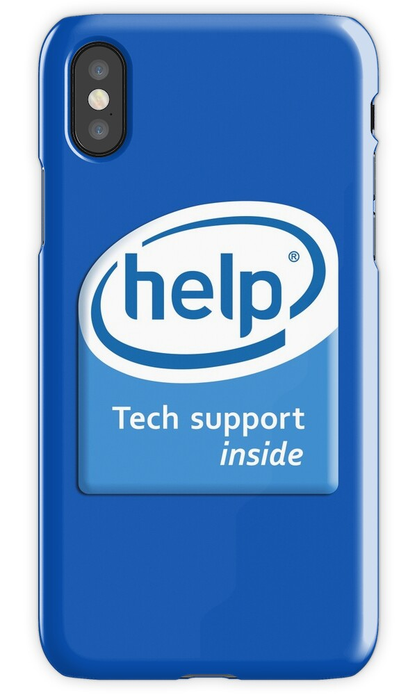 iphone tech support quot intel logo computer tech support quot iphone 12366