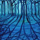 'Blue Ridge Rumenation #40' by Jerry Kirk