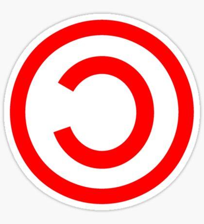 Copyleft Sticker