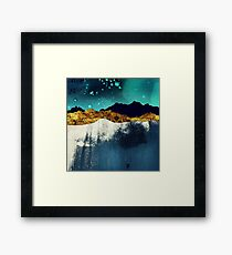 Evening Stars Framed Print