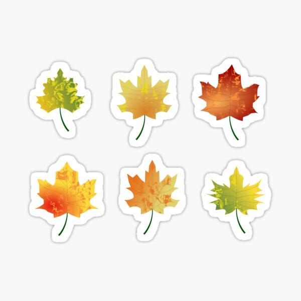 Autumn sticker sheet Sticker