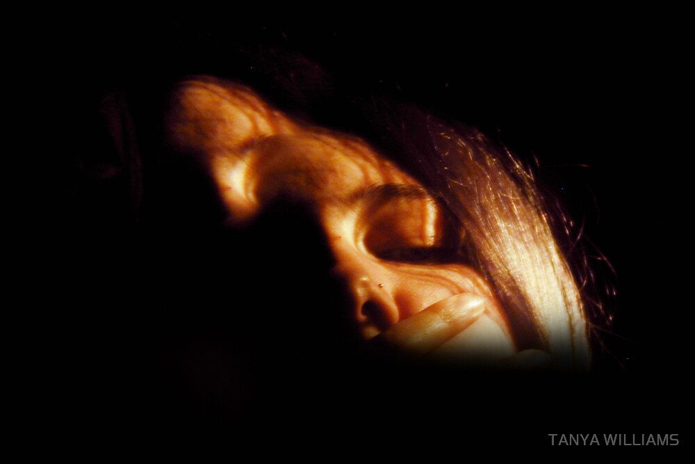 SILENCE! by TANYA WILLIAMS