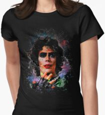 Dr. Frank N Horror Women's Fitted T-Shirt