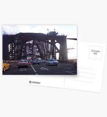 car 51 Postcards