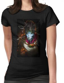 LEAGUE OF LEGENDS Womens Fitted T-Shirt
